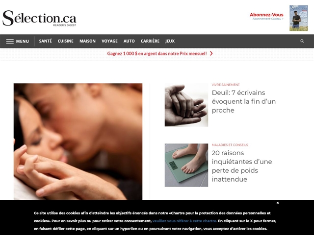 Selection canadienne du Reader's Digest