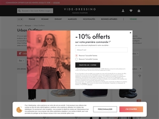 Videdressing.com : Urban Outfitters