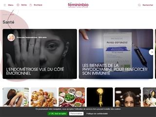 Féminin Bio : Santé et Bien-être