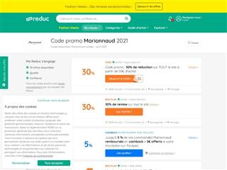Ma-reduc.com : Marionnaud