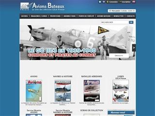 Avions - Bateaux