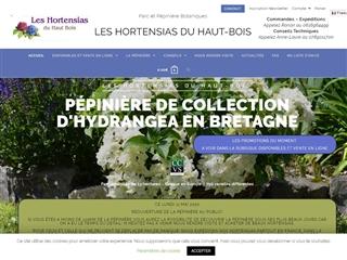 Hortensias du Haut Bois