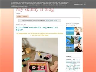 My Skinny It Blog : Beauté