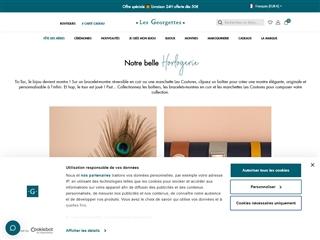 Les Georgettes : Horlogerie