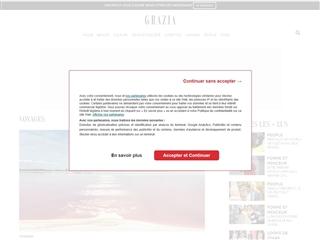 Grazia : Voyages