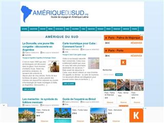 AMERIQUE DU SUD .org