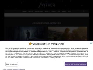 Ayther