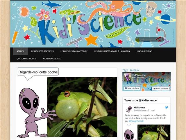 Kidi'science