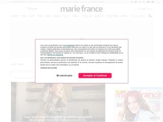 Marie France : Minceur