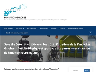 FONDATION de GARCHES - Handicap.org