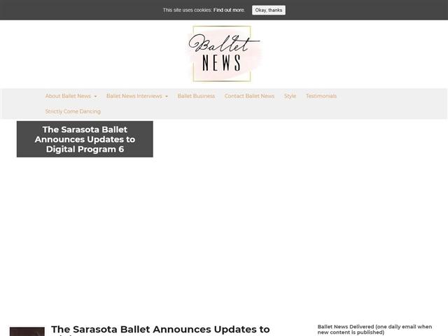 BalletNews.co.uk