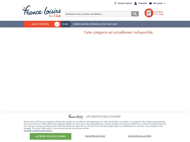 France Loisirs : Musique