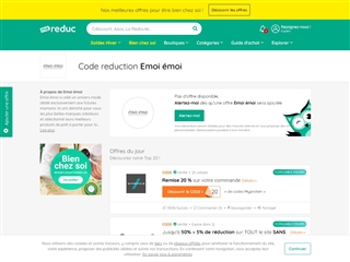 Ma-reduc.com : Emoi Emoi