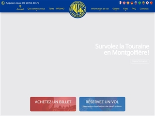 Ballooning : Touraine