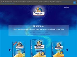Couscous Ferrero
