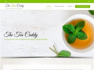 The Tea Caddy