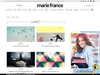 Marie France : Livres
