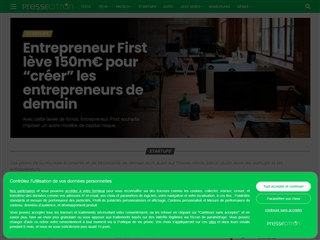 Presse-Citron : Startups
