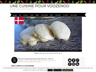Une cuisine pour Voozenoo