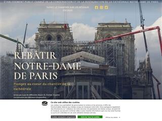 Rebâtir Notre-Dame de Paris