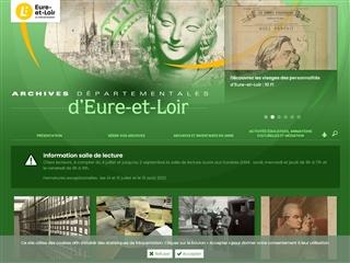 Eure-et-Loir (28) - Archives départementales
