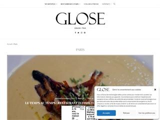 Glose : Day & Night in Paris