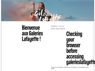 Galeries Lafayette : Calvin Klein