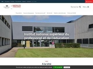ESPE de l'Académie de Poitiers