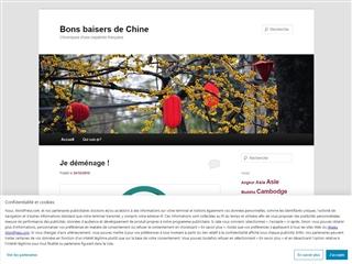 Bons Baisers de Chine