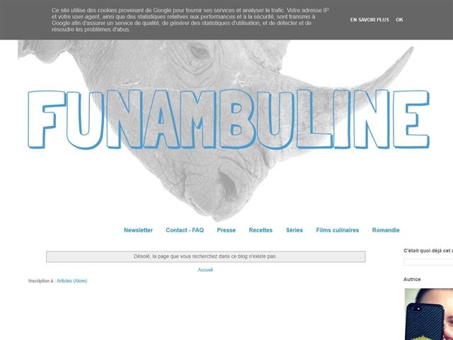 Funambuline : Visites du Marché