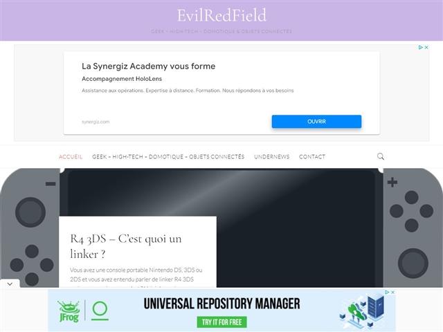 Evil Redfield