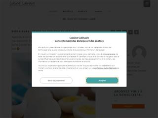 cuisine culinaire