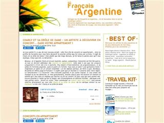 Le blog d'un français en Argentine