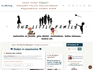 Our Little Family : Budget et Organisation