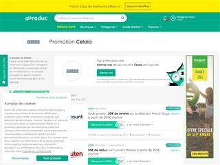 Ma-reduc.com : Celaia
