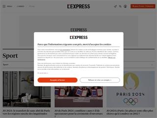 L'Express : Sport