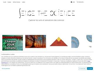 Sense the Science