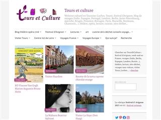 Tours et culture, Tours et détours