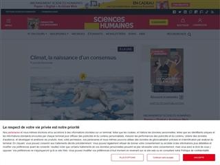 Sciences Humaines : Histoire et Géographie