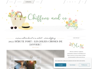 Chiffons and Co : Et si on Sortait ?
