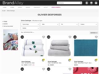 Brandalley : Olivier Desforges