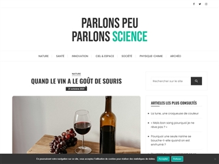 #3PS - Parlons Peu, Parlons Science