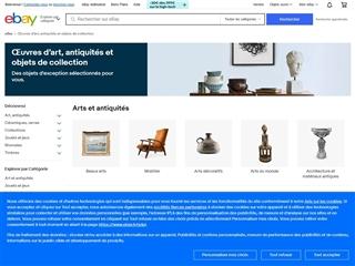 Ebay : Collections et antiquités
