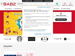 Centre commercial BAB2 (Anglet)