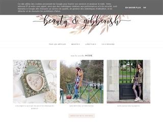 Beauty & Gibberish : Mode