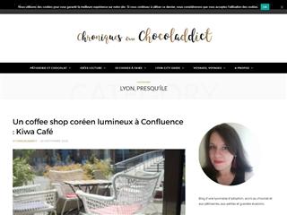 Chroniques d'une Chocolat Addict : Lyon Presqu'île