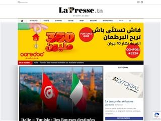La Presse de Tunisie