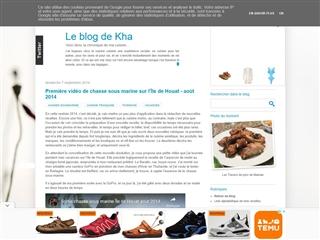 Le blog de Kha