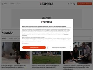 L'Express : Monde
