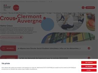 CROUS de Clermont-Ferrand